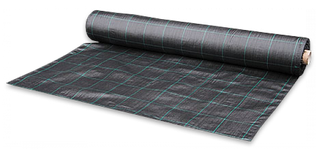 Агроткань против сорняков BLACK , 105 гр/м? размер 1,1 х 100м, ATBK10511100