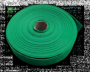 "Шланг AGRO-FLAT W.P.3, 3"", 100 м, GREEN, WAF3B300100"