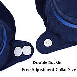 Надувная дорожная подушка для шеи PUREFLY, фото 7