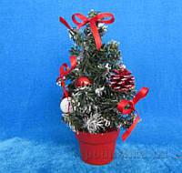 Новогодняя елка Девилон 20 см 471959