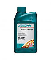 Масло моторное Addinol Super Light 0540 5W-40 1л
