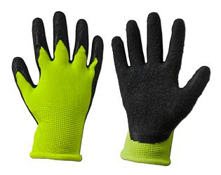 Перчатки защитные LEMON латекс, размер 4, RWDLE4