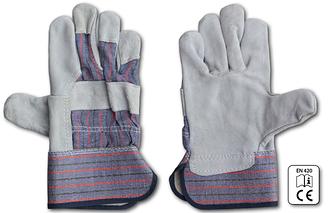 Перчатки защитные IRON BULL кожа, размер 10,5, RWIB105