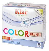 Стиральный порошок для цветных тканей, 1,375г; 4,750г, Klar