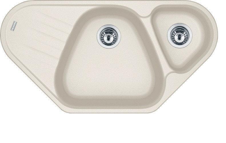 Мийка кухонна Franke AZG 661-E ваніль