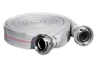 """Шланг пожарный SUPERLINE - тип D с соединениями STORZ, 10 bar, диаметр 1"""", длина 30 м, WLHSD2530"""