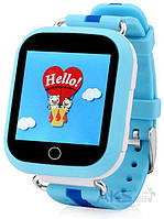 Умные часы Smart Baby Q100-S (Q750, GW200S) GPS-Tracking, Wifi Watch (Blue)