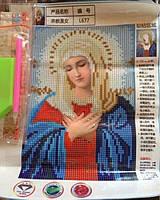 Мозаика 5D образ алмазная вышивка мозаїка діамантова вишивка картина икона ікона иконка