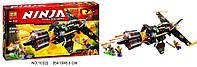 """10322 Bela   Конструктор (аналог LEGO Ninjago 70747) """"Истребитель Коула"""" 234 детали"""