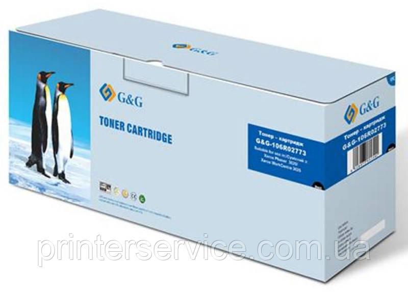 Аналог картриджа Xerox 106R02773 для Phaser 3020/ WC3025 (G&G-106R02773)