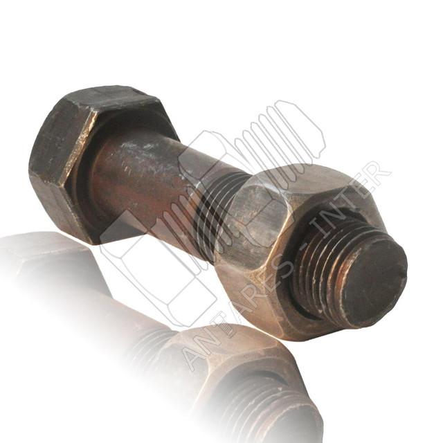 Болт башмачный М16 с гайкой, фото 1
