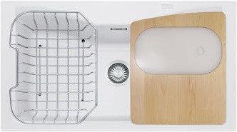 Мойка кухонная Franke AEG 610 белый