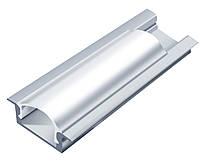 Алюминиевый профиль для светодиодной ленты SV-7, фото 1