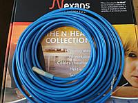 Nexans электрический тёплый пол двужильный TXLP/2R, 500Вт (2,9-3,7м2) 17Вт/м