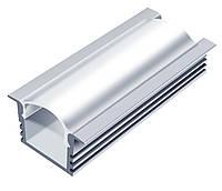 Алюминиевый профиль для светодиодной ленты SV-12, фото 1