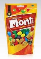Monti Арахис в шоколадной глазури 240г