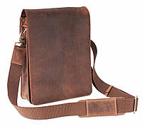 Мужская сумка на плечо Visconti 18563 Leo (Oil Tan)