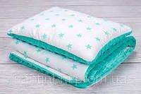 Детская подушка+одеяло