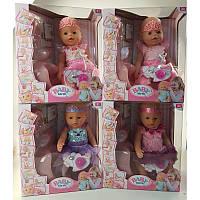 """Пупс принцесса в четырех вариантах, функциональный """"Baby birth"""" девочка"""