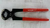 Клещи STAYER MASTER HERCULES строительные, ручки в ПВХ, 200мм