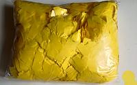 Конфетти метафан желтый, 50 грамм