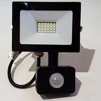 SMD Светодиодный прожектор 10W с датчиком LMPS17