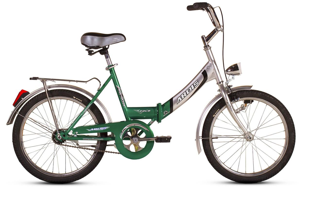 """Складной велосипед ARDIS FOLD 20""""  16"""" Зеленый"""