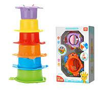 Игрушка для малышей Пирамида 618-17, фото 1