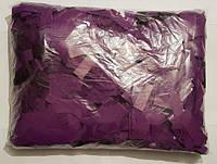 Конфетти метафан фиолетовый, 50 грамм