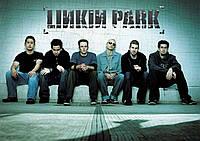 Плакат Linkin Park 01