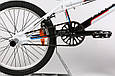 """Велосипед ARDIS GALAXY 4.0 BMX 20""""  Белый/Черный, фото 4"""