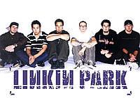 Плакат Linkin Park 02