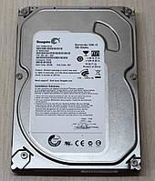 "БУ Жесткий диск Sata Seagate 3,5"" 500Gb 7200 +подарок"