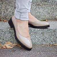 Женские туфли-лодочки в любом цвете натуральной кожи и замши. Каблук 3,5 см
