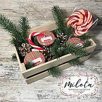 Вкуснейший набор в коробке, мед, сладкий подарок