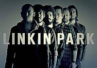 Плакат Linkin Park 03
