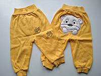 Милые желтые штанишки для мальчика