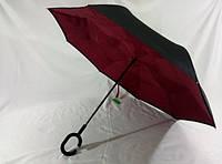 Однотонные зонты обратного сложения SMART № 002 от Swifts