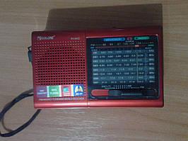 Мультимедийный радиоприемник RX-6622 red