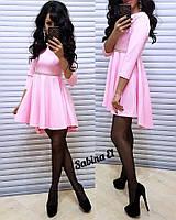 Платье коктейльное Лора