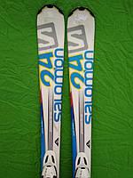 Salomon 24 Hours Sport 158 см  гірські лижі, експертний карвінг, 2014p
