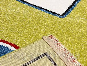 Детский ковер CALIFORNIA 0281 желтый, фото 2