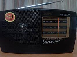 Мультимедийный радиоприемник КВ-308 АС