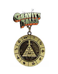 Кулон Гравити Фолз Gravity Falls Колесо Билла из Дневника