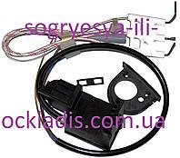 Блок электродов + трансформатор (фир.уп, EU) Ariston AS, BS,Class, Genus, Egis, арт. 65104653, к.з.0942/3
