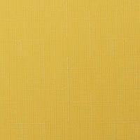 Рулонні штори Тканина Льон 858 Медовий