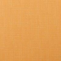 Рулонні штори Тканина Льон 852 Оранж
