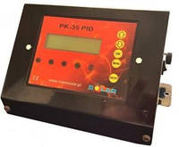 Блок управления пеллетным котлом Nowosolar PK-35 PID (управляет механизмом подачи топлива)