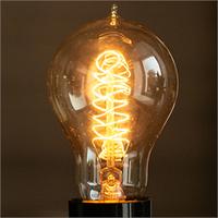 Лампа Эдисона A60, 60W 13 якоря