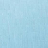 Рулонные шторы Ткань Лён 2074 Аква